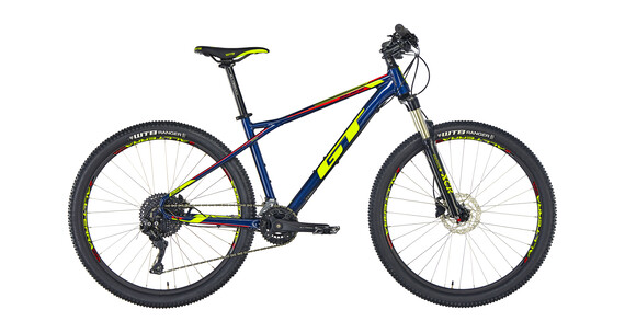 "GT Bicycles Avalanche Elite - VTT - 27,5"" jaune/bleu"
